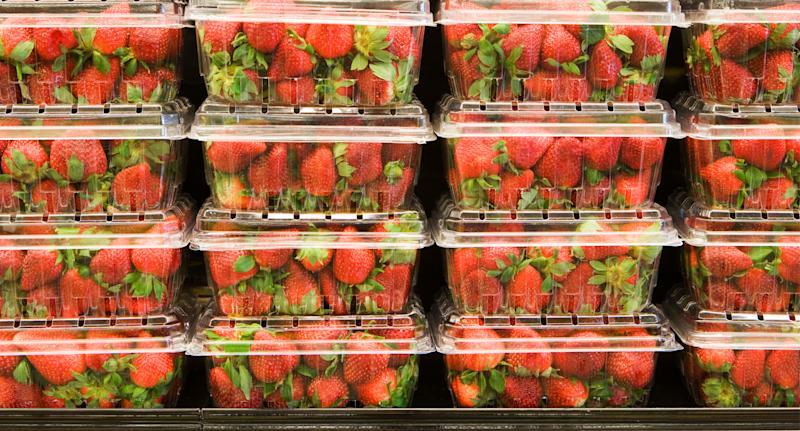 The Donnybrook brand of strawberries has been recalled from supermarkets