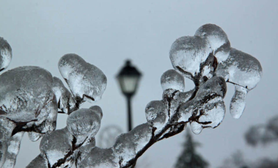 The ice storm of 2013 was a nightmare before, during & after Christmas