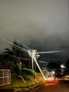 Electricity Authority of Fiji (EFL) takes safety precautions ahead of Cyclone Yasa in Suva
