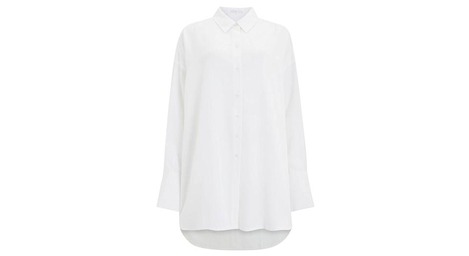 Mother of Pearl Tencel Shirt