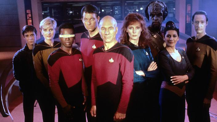 Star Trek: The Next Generation (Credit: CBS)