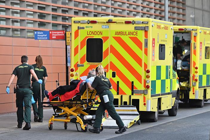 Image: Royal London Hospital (Justin Tallis / AFP - Getty Images)