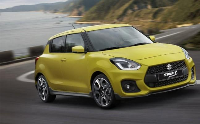 <p>The new 2018 Suzuki Sport has been revealed at the ongoing Frankfurt Motorshow.</p><p> </p>