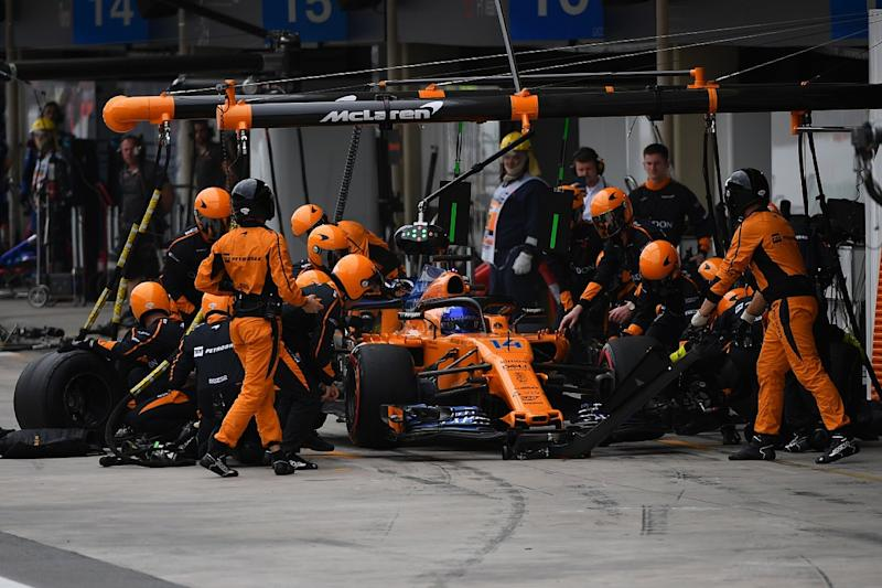 McLaren outlines key factors behind 2018 woes