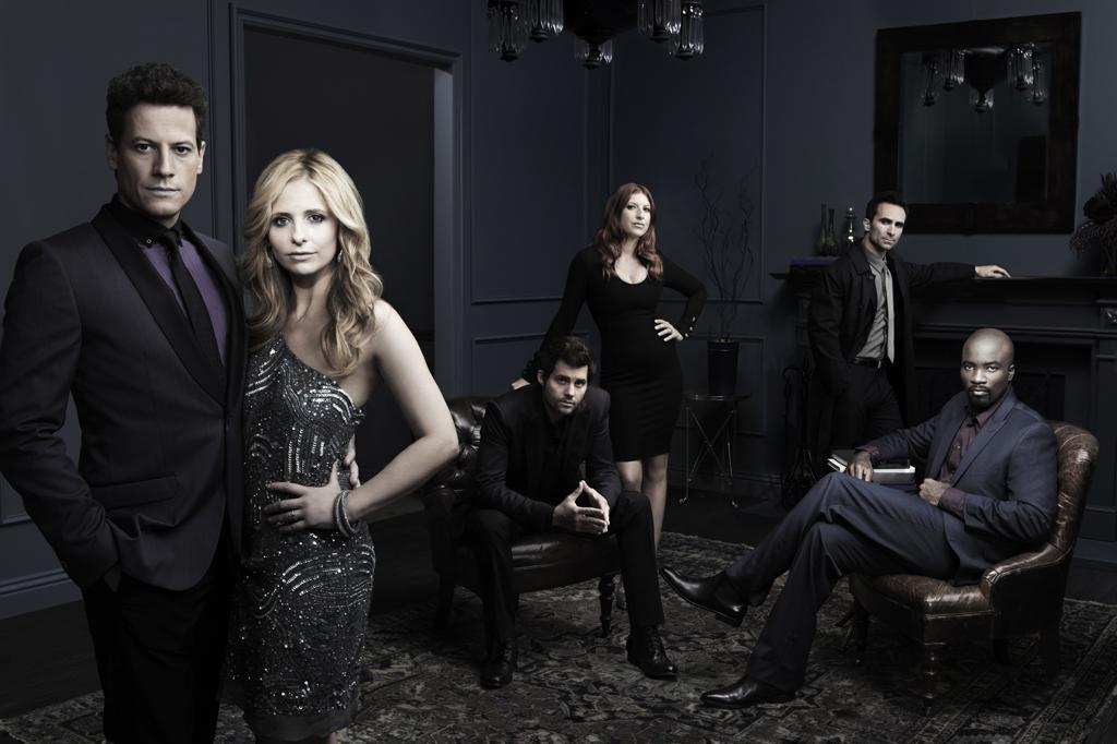 """<b>""""Ringer""""</b> (The CW)<br>Tuesdays at 9 PM<br><br><b>The Good News:</b> It's nice to see Sarah Michelle Gellar back on TV (times two!), looking good and occasionally kicking butt.<br><b><br>The Bad News:</b> The former vampire slayer wasn't enough of a reason to stick around this messy, cheaply done neo-noir mystery. But the show was also doomed from the start: CBS developed the drama for its own air, and it shows. """"Ringer"""" lacks hot teenagers being angsty and romantic, and that's kind of the only scripted thing that works on The CW."""