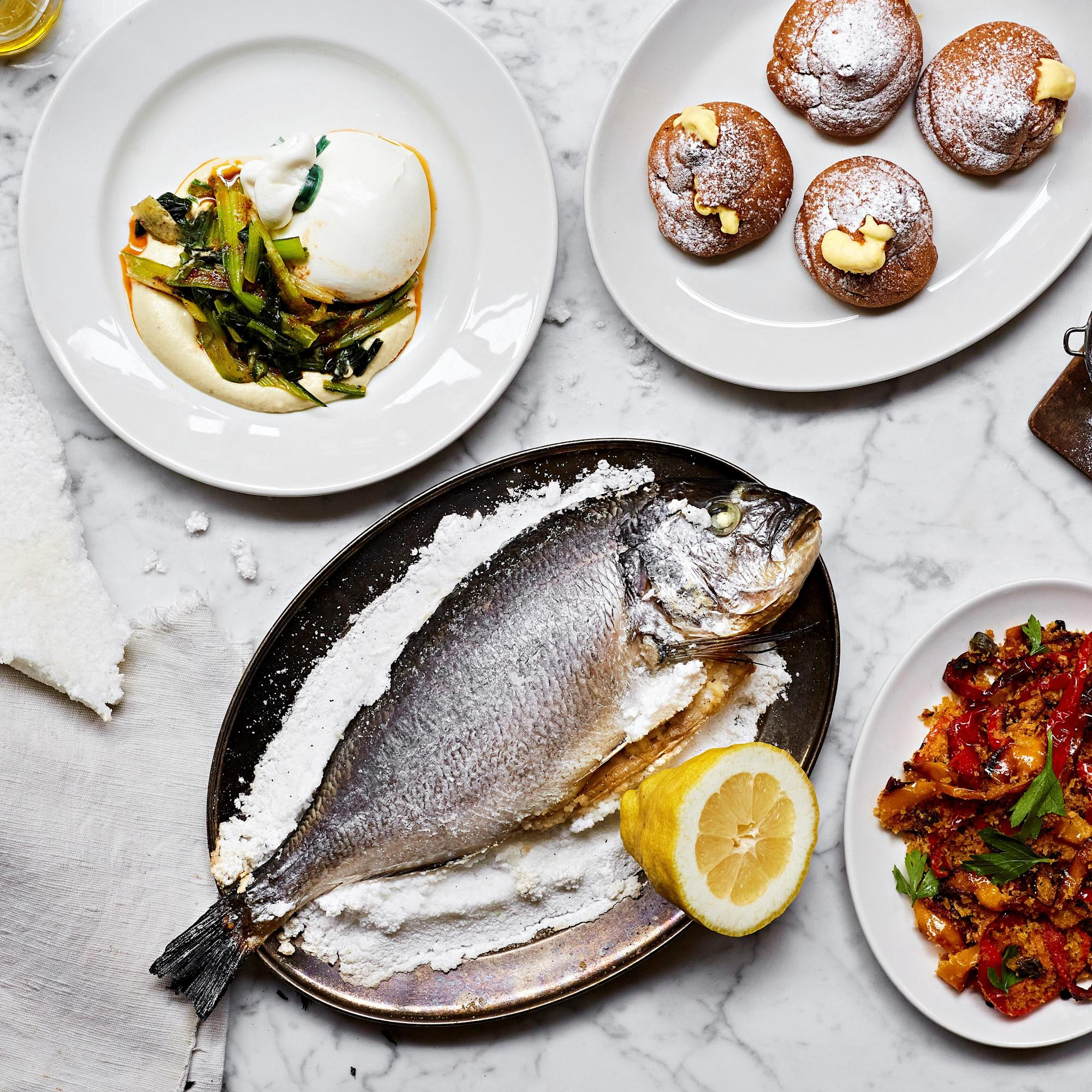 Fay Maschler reviews Bocca di Lupo At Home: Pivot to sunny Puglia saves the day in a wretched week