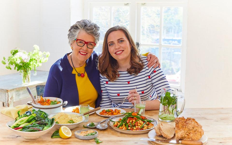 Prue and Peta Leith - The Vegetarian Kitchen
