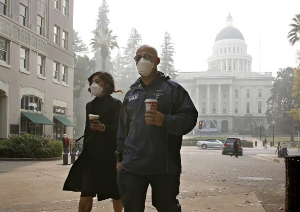 The United States ranks as one of the countries with the lowest air pollution, but the country could see an opposite trend if monster wildfires become the new norm.