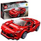 """<p><strong>LEGO</strong></p><p>amazon.com</p><p><strong>$16.00</strong></p><p><a href=""""https://www.amazon.com/dp/B07WFHWSLP?tag=syn-yahoo-20&ascsubtag=%5Bartid%7C10048.g.34727939%5Bsrc%7Cyahoo-us"""" rel=""""nofollow noopener"""" target=""""_blank"""" data-ylk=""""slk:Buy Now"""" class=""""link rapid-noclick-resp"""">Buy Now</a></p><p>Lego's most challenging <a href=""""https://www.caranddriver.com/features/g25922216/coolest-car-lego-sets-buy/"""" rel=""""nofollow noopener"""" target=""""_blank"""" data-ylk=""""slk:Technic sets"""" class=""""link rapid-noclick-resp"""">Technic sets</a> are difficult even for adults, but kids aren't left out of the brick-building fun. The famed toy brand's Speed Champions line lets kids as young as seven build some of their favorite sports and racing cars and most come with a special mini-figure outfitted to match.</p>"""