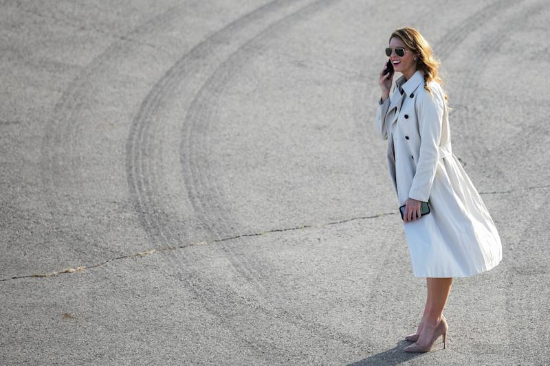 Trump has coronavirus: Who is Hope Hicks, the president's closest aide?