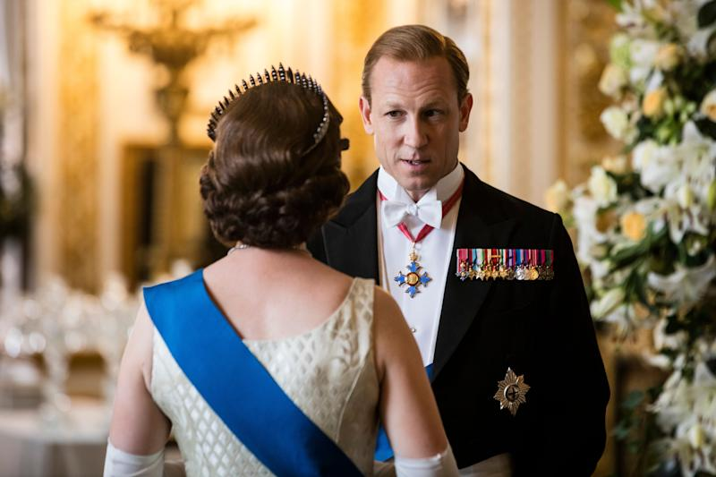 Tobias Menzies as Prince Philip in The Crown (Photo: Sophie Mutevelian /Netflix)