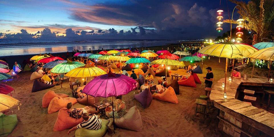 """<p>Seminyak is one of the best beaches on the island of <a href=""""https://www.bestproducts.com/fun-things-to-do/a1686/things-to-do-in-bali/"""" rel=""""nofollow noopener"""" target=""""_blank"""" data-ylk=""""slk:Bali"""" class=""""link rapid-noclick-resp"""">Bali</a>. More relaxed than Kuta, <a href=""""https://www.tripadvisor.com/Attraction_Review-g469404-d1111882-Reviews-Seminyak_Beach-Seminyak_Kuta_District_Bali.html"""" rel=""""nofollow noopener"""" target=""""_blank"""" data-ylk=""""slk:Seminyak"""" class=""""link rapid-noclick-resp"""">Seminyak</a> has beach clubs like <a href=""""https://www.tripadvisor.com/Restaurant_Review-g608486-d2005895-Reviews-Potato_Head_Beach_Club-Kerobokan_Bali.html"""" rel=""""nofollow noopener"""" target=""""_blank"""" data-ylk=""""slk:Hot Potato"""" class=""""link rapid-noclick-resp"""">Hot Potato</a> and <a href=""""https://www.tripadvisor.com/Restaurant_Review-g469404-d929104-Reviews-KU_DE_TA-Seminyak_Bali.html"""" rel=""""nofollow noopener"""" target=""""_blank"""" data-ylk=""""slk:Ku De Ta"""" class=""""link rapid-noclick-resp"""">Ku De Ta</a>, where you can rent a chair, sip a few Bintang beers, swim in the Indian Ocean, and enjoy amazing sunsets.</p><p><a class=""""link rapid-noclick-resp"""" href=""""https://go.redirectingat.com?id=74968X1596630&url=https%3A%2F%2Fwww.tripadvisor.com%2FHotel_Review-g469404-d302392-Reviews-The_Oberoi_Bali-Seminyak_Kuta_District_Bali.html&sref=https%3A%2F%2Fwww.redbookmag.com%2Flife%2Fg34756735%2Fbest-beaches-for-vacations%2F"""" rel=""""nofollow noopener"""" target=""""_blank"""" data-ylk=""""slk:BOOK NOW"""">BOOK NOW</a> The Oberoi Bali</p><p><a class=""""link rapid-noclick-resp"""" href=""""https://go.redirectingat.com?id=74968X1596630&url=https%3A%2F%2Fwww.tripadvisor.com%2FHotel_Review-g469404-d4549522-Reviews-Luna2-Seminyak_Kuta_District_Bali.html&sref=https%3A%2F%2Fwww.redbookmag.com%2Flife%2Fg34756735%2Fbest-beaches-for-vacations%2F"""" rel=""""nofollow noopener"""" target=""""_blank"""" data-ylk=""""slk:BOOK NOW"""">BOOK NOW</a> Luna2 Hotel<br></p>"""