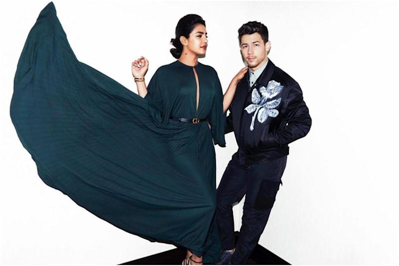 Priyanka Chopra, Nick Jonas Become First Couple to Top PEOPLE's Best-dressed List