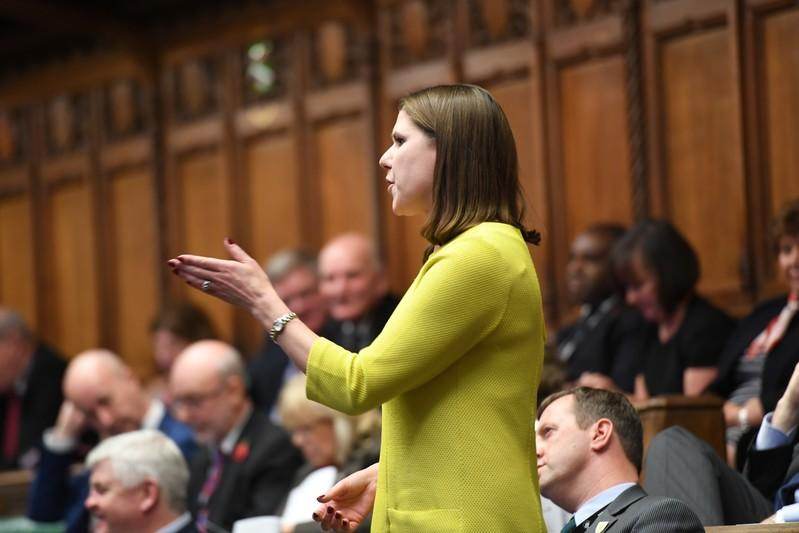 Jo Swinson lambasts Labour over 'total dereliction of duty' on antisemitism