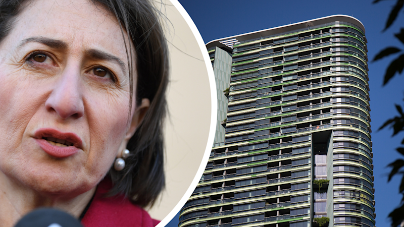 Opal Tower residents launch class action against NSW government