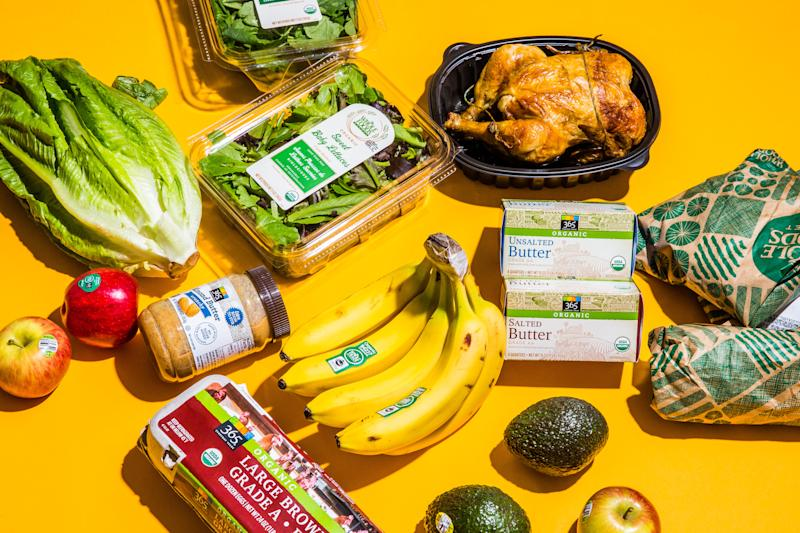 Amazon Is Now Delivering Whole Foods Groceries for Free. Here's How It Works