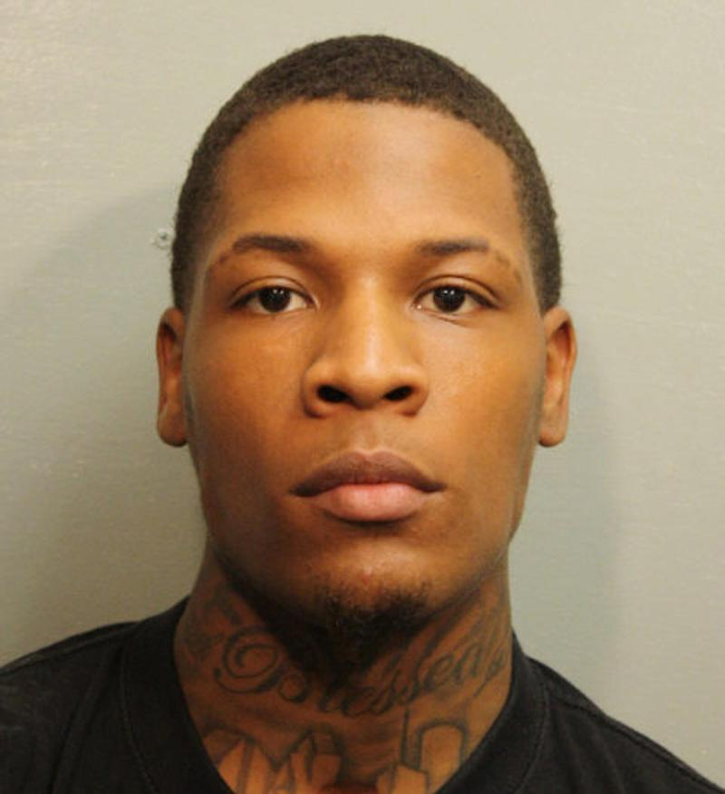 This photo provided by the Harris County Sheriffís Office shows Trey Foster. Foster, 22, was taken into custody in Plano, Texas, and has been returned to Houston for questioning as a second suspect in an argument that exploded into gunfire the Houston-area Lone Star College. He was arrested Friday, Jan. 25, 2013, some 250 miles away in the Dallas suburb.  (AP Photo/Harris County Sheriffís Office)