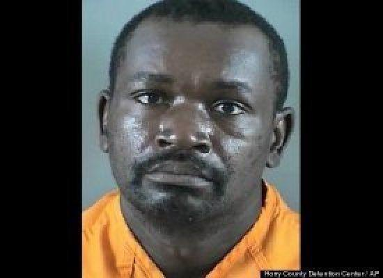 """A South Carolina man who twice pleaded guilty to having sex with a horse has been released from prison and put on probation, under the condition that he keep his distance from the horse. Rodell Vereen, pictured in this file photo, was released from prison after serving 16 months.     <a href=""""http://www.huffingtonpost.com/2009/11/04/rodell-vereens-sex-with-h_n_345740.html"""" target=""""_hplink"""">Read more.</a>"""