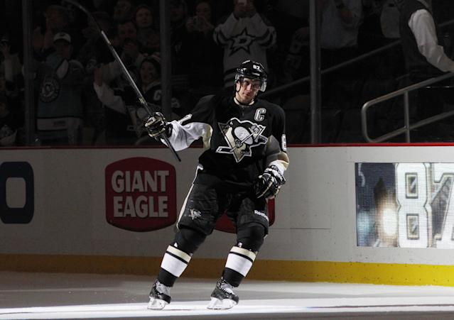 Will foolish voters deny Sidney Crosby's MVP season? (Trending Topics)