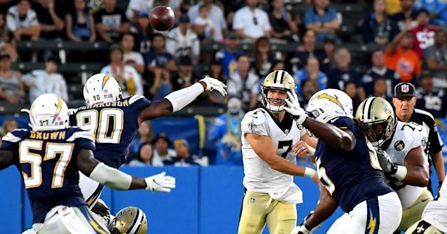 Big things are expected of the Chargers in the second preseason game