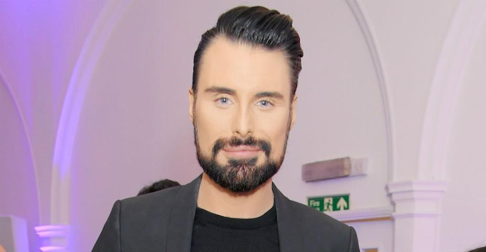Rylan Clark has revealed that this year's It Takes Two will be very different from previous years (Photo by David M. Benett/Dave Benett/Getty Images)