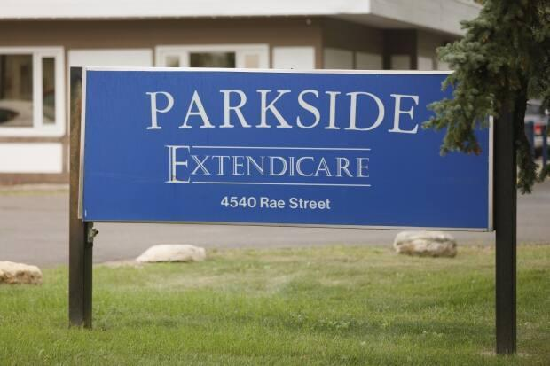 Extendicare, which owns five long-term care homes in Saskatchewan including the Parkside facility in Regina, is one of several private companies now saying they will require their workers be fully vaccinated against COVID-19 by Oct. 12. (CBC - image credit)
