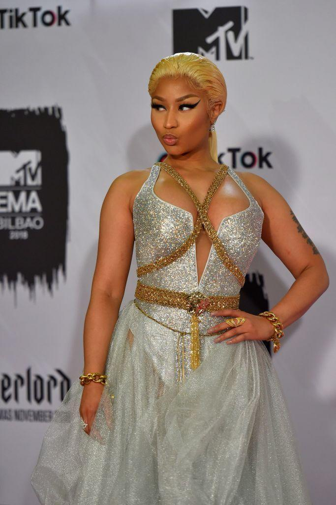 """<p>Nicki has referenced her sign in several of her songs, including """"Barbie Tingz"""": """"""""I'm in my prime, Optimus/Sagittarius, so you know I'm an optimist.""""</p>"""
