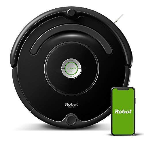 "<p><strong>iRobot</strong></p><p>amazon.com</p><p><strong>$199.00</strong></p><p><a href=""https://www.amazon.com/dp/B07DL4QY5V?tag=syn-yahoo-20&ascsubtag=%5Bartid%7C2139.g.36164434%5Bsrc%7Cyahoo-us"" rel=""nofollow noopener"" target=""_blank"" data-ylk=""slk:BUY IT HERE"" class=""link rapid-noclick-resp"">BUY IT HERE</a></p><p>She won't be expecting a robot vacuum as a graduation gift, but she and her roommates are guaranteed to be obsessed nonetheless. This nifty, high-tech device goes to work in picking up dust from carpets and floors and can be controlled all through an app. </p>"