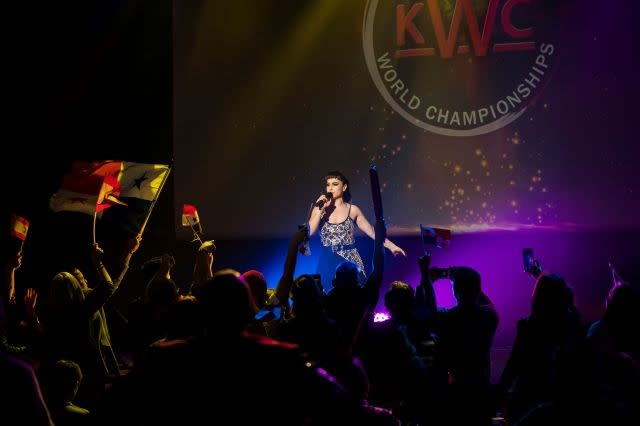 It's coming home: Karaoke World Championships rocks Japan