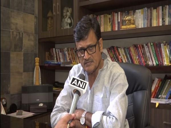 Deputy leader of opposition in the Rajasthan State Assembly, Rajendra Rathore speaking to ANI on Sunday. (Photo/ANI)
