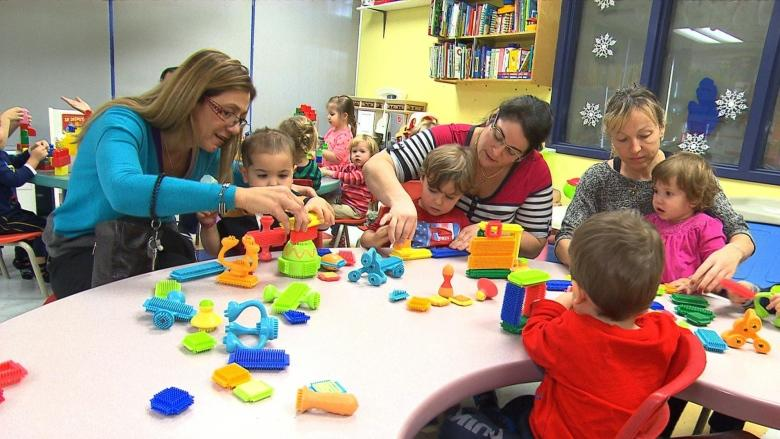 Ontario Liberal budget to include free daycare for preschool children