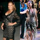 <p>The Hawaiian actress (best known for her role as Cassandra in <em>Wayne's World</em>) competed on season two a few months after giving birth. Tia cha-cha-ed her way to post-baby weight loss.</p>