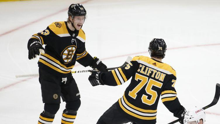 Nhl History Says Bruins Chances Of Reaching Stanley Cup Final Are