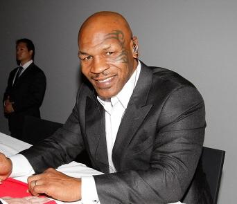 Mike Tyson Taking One-Man Show on the Road