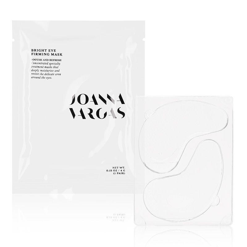 """<p><strong>Joanna Vargas</strong></p><p>dermstore.com</p><p><strong>$60.00</strong></p><p><a href=""""https://go.redirectingat.com?id=74968X1596630&url=https%3A%2F%2Fwww.dermstore.com%2Fproduct_Bright%2BEye%2BFirming%2BMask_71653.htm&sref=https%3A%2F%2Fwww.goodhousekeeping.com%2Fbeauty%2Fanti-aging%2Fg32633457%2Fbest-undereye-patches%2F"""" rel=""""nofollow noopener"""" target=""""_blank"""" data-ylk=""""slk:Shop Now"""" class=""""link rapid-noclick-resp"""">Shop Now</a></p><p>Celebrity esthetician Joanna Vargas is known for her facials that leave skin looking instantly refreshed and glowing. When you can't head in for a salon service, these eye masks are the next best thing. They're made with silk protein, hyaluronic acid, and algae extract to<strong> hydrate and plump eye skin for immediate smooth-looking results.</strong></p>"""
