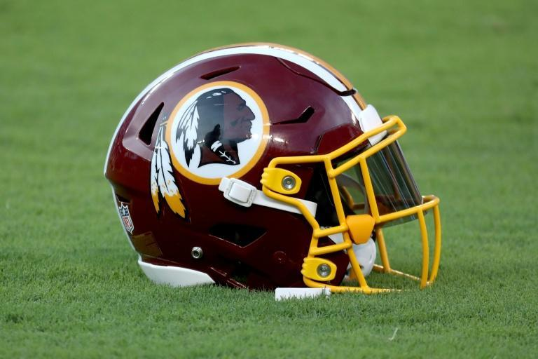 The Washington Redskins will change their team name following a wave of anti-racist protests sparked by the death of George Floyd on May 25 (AFP Photo/Rob Carr)