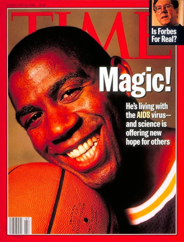 The Feb. 12, 1996, cover of TIME