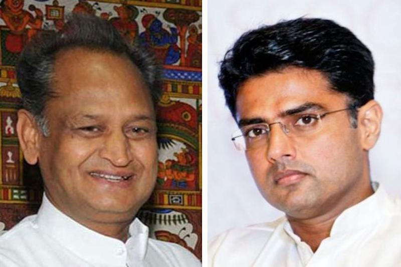 Cautioned Sachin Pilot of People Who Will Make Him CM-in-Waiting, Says Ashok Gehlot