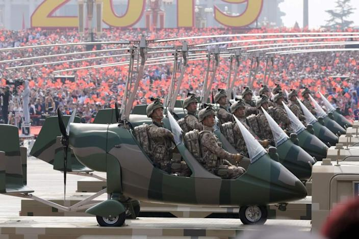 Resultado de imagen para Try This on For Size: China Decides to Invade North Korea