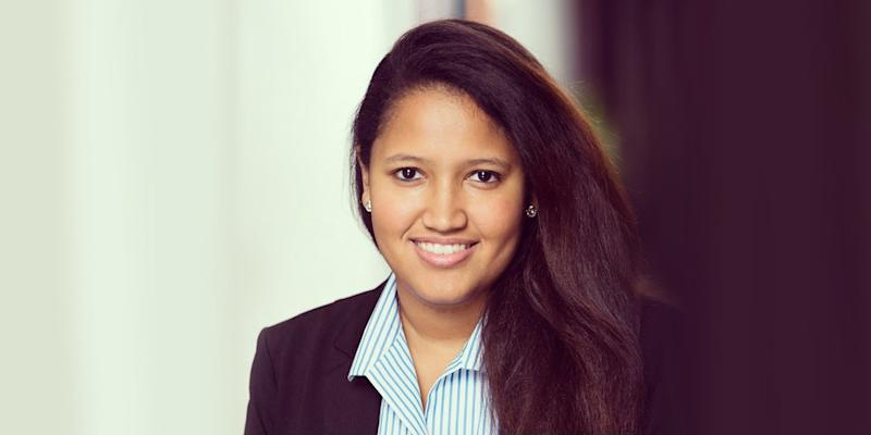 Genesis Garcia, Vice President-Global Marketing, BNY Mellon. Photo: BNY Mellon