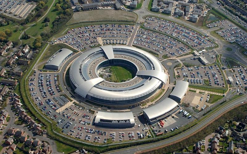 GCHQ's headquarters in Cheltenham - PA