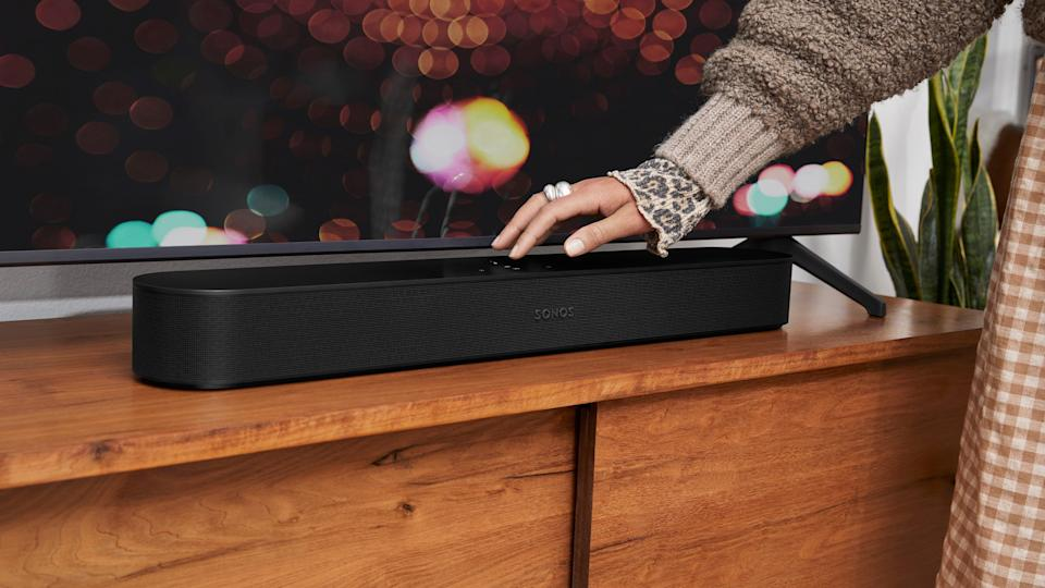 Dolby Atmos is a key feature of the new Sonos Beam