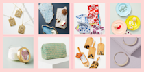 """<p>It's never easy finding the perfect gift for that special person on your list, whether it's your <a href=""""https://www.goodhousekeeping.com/holidays/gift-ideas/g1560/gifts-for-mom/"""" rel=""""nofollow noopener"""" target=""""_blank"""" data-ylk=""""slk:mom"""" class=""""link rapid-noclick-resp"""">mom</a>, <a href=""""https://www.goodhousekeeping.com/holidays/gift-ideas/g27116208/best-gifts-for-dads/"""" rel=""""nofollow noopener"""" target=""""_blank"""" data-ylk=""""slk:dad"""" class=""""link rapid-noclick-resp"""">dad</a>, <a href=""""https://www.goodhousekeeping.com/holidays/gift-ideas/g4517/gifts-for-boyfriend/"""" rel=""""nofollow noopener"""" target=""""_blank"""" data-ylk=""""slk:significant other"""" class=""""link rapid-noclick-resp"""">significant other</a>, or <a href=""""https://www.goodhousekeeping.com/holidays/gift-ideas/g24665362/gifts-for-boss/"""" rel=""""nofollow noopener"""" target=""""_blank"""" data-ylk=""""slk:boss"""" class=""""link rapid-noclick-resp"""">boss</a>. There's so much to consider. Not only do you need to know their taste and scour tons of websites to find the best option — you also have to stick to your budget, and let's face it, that can be difficult to do. Thankfully, Anthropologie is here to help. The popular retailer, which is known for its statement clothing, accessories, and home decor items, just launched its <a href=""""https://go.redirectingat.com?id=74968X1596630&url=https%3A%2F%2Fwww.anthropologie.com%2Fthe-gift-guide&sref=https%3A%2F%2Fwww.goodhousekeeping.com%2Fholidays%2Fgift-ideas%2Fg34386830%2Fanthropologie-holiday-collection-2020%2F"""" rel=""""nofollow noopener"""" target=""""_blank"""" data-ylk=""""slk:Holiday Gift Guide"""" class=""""link rapid-noclick-resp"""">Holiday Gift Guide</a>. Below, see some of our favorite ideas from the retailer to make your holiday shopping a breeze this year. We're pretty sure any of these <a href=""""https://www.goodhousekeeping.com/holidays/gift-ideas/g4079/last-minute-holiday-gifts/"""" rel=""""nofollow noopener"""" target=""""_blank"""" data-ylk=""""slk:trendy holiday gift ideas"""" class=""""link rapid-noclick-resp"""">trendy holiday gift ideas</"""