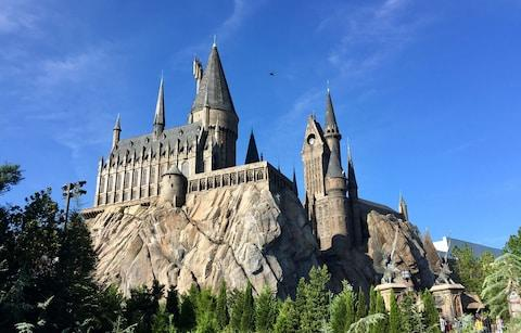 wizarding world of harry potter, disney - Credit: iStock