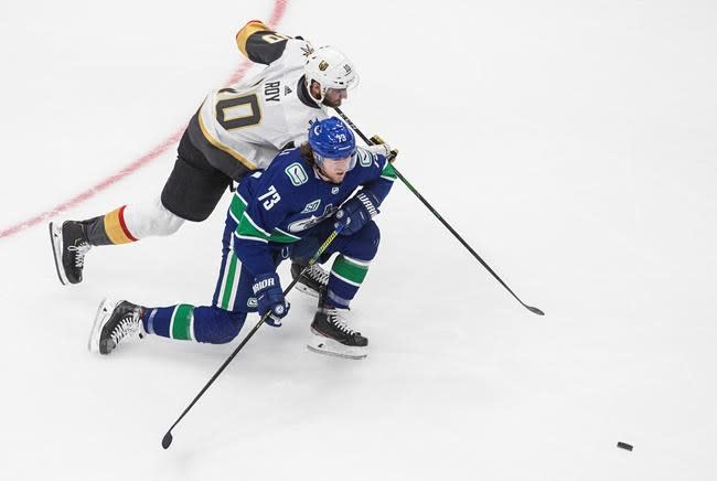 Staying with Vancouver Canucks a priority for free agent Tyler Toffoli