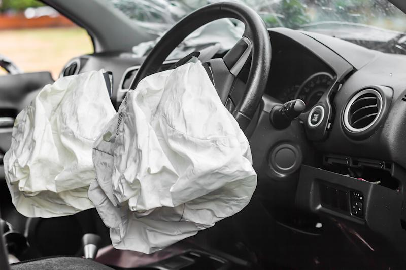 Mitsubishi and Honda have announced plans to buy back cars with potentially deadly airbags. Image: Getty