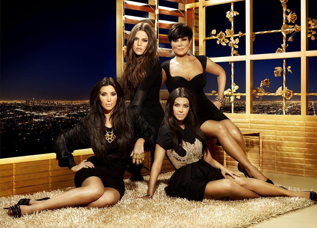 """The Kardashians: Thanks to their best-selling products (books and DVDs, among other things), brand endorsements, and hyper-successful reality TV franchise, the tightknit family earned a staggering $65 million last year, according to THR. Kim Kardashian alone makes $100-$125,000 every time she sets foot at an event. """"We definitely worry about overexposure,"""" mom Kris Jenner tells THR. """"We never want to get to a place where people are thinking, 'Enough is enough.'"""" <a href=""""http://www.hollywoodreporter.com/news/how-bethenny-frankel-used-her-181124"""" rel=""""nofollow"""">Source: The Hollywood Reporter</a>"""