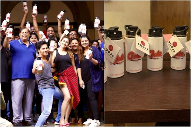 PM Modi Praises Team 'Coolie No. 1' for Going Plastic-free on Sets, Calls It a 'Superb Gesture'