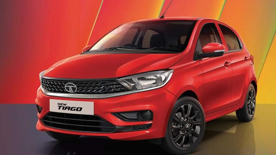 Tata Tiago Limited Edition launched at Rs. 5.79 lakh