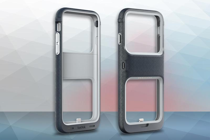 SanDisk's 'iXpand Memory Case' Adds 128GB Storage to Your iPhone
